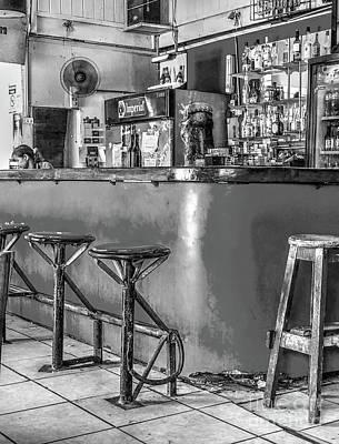 Costarica Photograph - Bar Washington-limon by Debbi Granruth