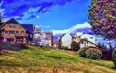 Photograph - Bara Loche Hill by Rick Bragan