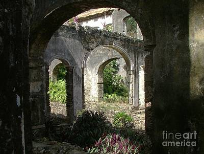 Photograph - Barbados Ruins by Neil Zimmerman