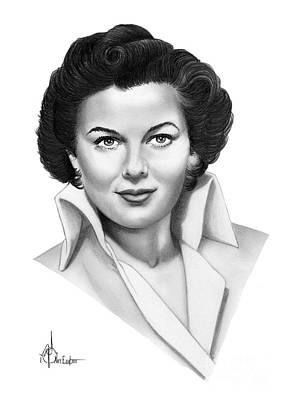 Barbara Hale-della Street Original