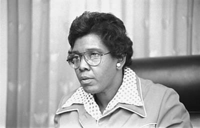 Barbara Jordan 1936-1996, African Art Print by Everett