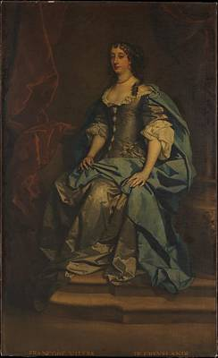 Barbara Villiers 16401709 Duchess Of Cleveland Original