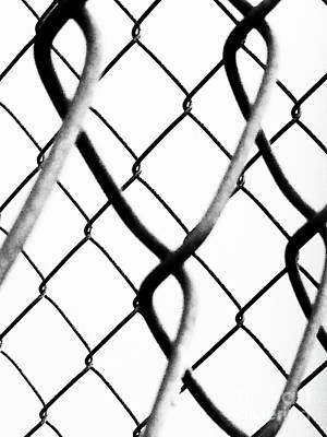 Photograph - Barbed Wire by Fei A