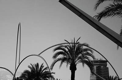 Photograph - Barcelona 2 by Gregory Moon