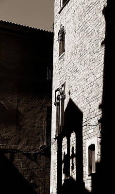 Art Print featuring the photograph Barcelona 2b by Andrew Fare