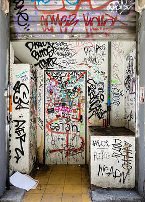 Photograph - Barcelona Door by Steven Richman