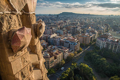 Photograph - Barcelona by Gary Lengyel