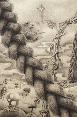 Bardo's Playground Art Print by Sean Imler