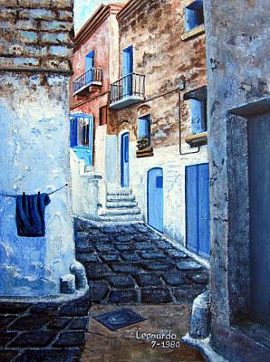 Bari Italy Art Print