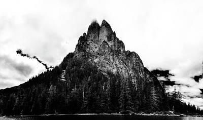 Baring Mountain Art Print