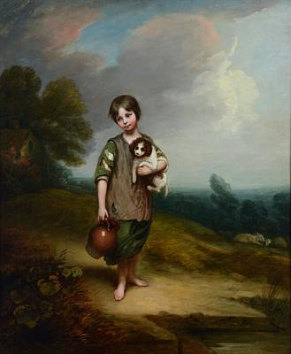 Barker Painting - Barker Of Bath by Thomas Barker