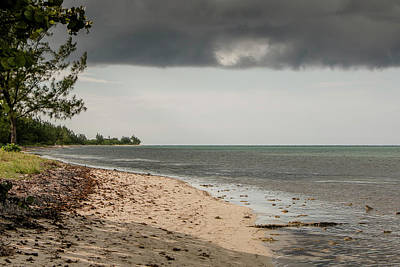 Photograph - Barkers National Park Beach by Teresa Wilson