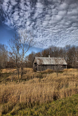 Photograph - Barn 12 by CA  Johnson