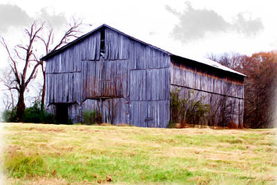 Photograph - Barn 36 by Ericamaxine Price