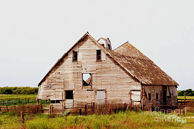 Photograph - Barn by Anjanette Douglas