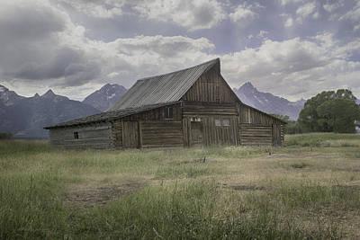 Photograph - Barn At Morman Row by Patricia Dennis