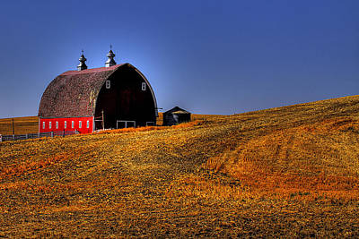 Photograph - Barn II by David Patterson