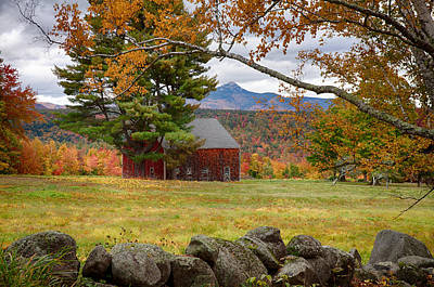 Photograph - Barn Number Two by Jeff Folger