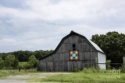 Photograph - Barn Quilt by Nicki McManus
