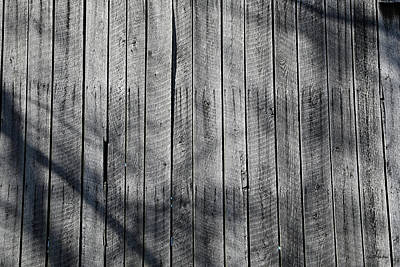 Photograph - Barn Wood 2018-01-19_1001 by Ericamaxine Price