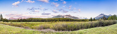 Photograph - Barnaby And Table Mountain Panorama by Dwayne Schnell