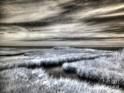 Photograph - Barnegat Bay New Jersey by Jeff Breiman