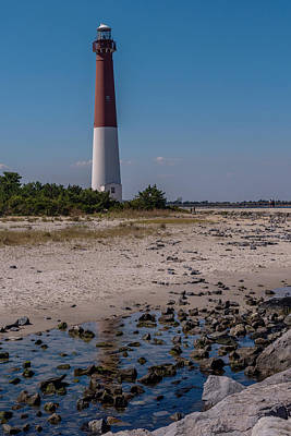 Photograph - Barnegat Lighthouse Nj by Terry DeLuco
