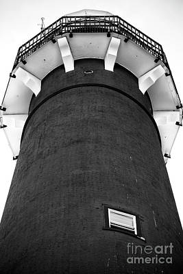 Photograph - Barnegat Lighthouse Top by John Rizzuto