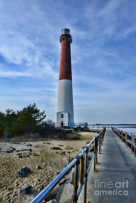 Barnegat Long Beach Island Art Print by Paul Ward