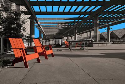 Photograph - Barney Allis Plaza Kansas City by Don Spenner