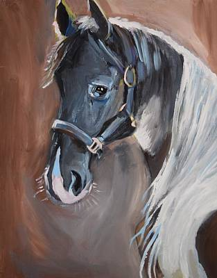 Abstract Realism Painting - Barnyard No. 4 by Anne Seay