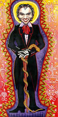 Baron Samedi Art Print