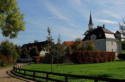 Photograph - Baronessstrasse, Hohenkammer, Germany by Iqbal Misentropy