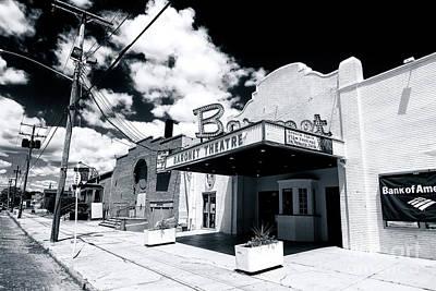 Photograph - Baronet Theatre 2007 by John Rizzuto