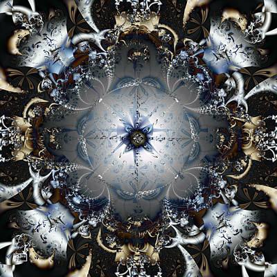 Digital Art - Baroquen Dreams by Jim Pavelle