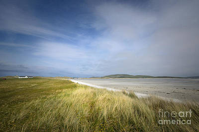 Airport Photograph - Barra Airport by Nichola Denny