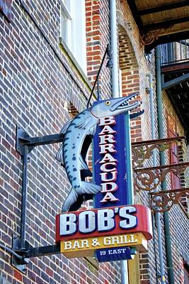 Photograph - Barracuda Bobs by Alice Gipson