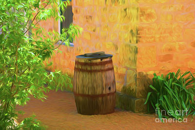 Photograph - Barrel 11818 by Ray Shrewsberry