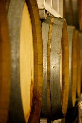 Tasting Photograph - Barrels Of Fun by Lisa Knechtel