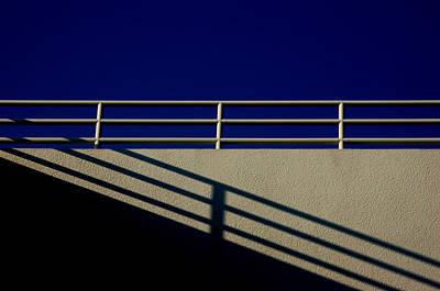 Photograph - Barrier by Stuart Allen
