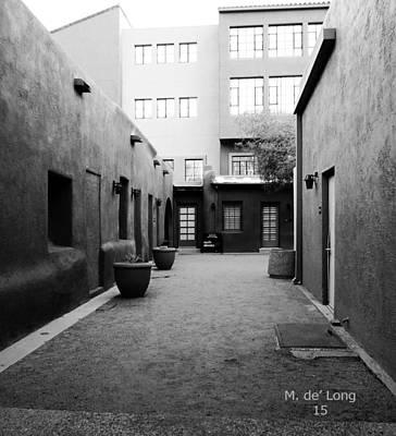 Unicorn Dust - Barrio Gentrification  by Mary De Long