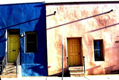 Photograph - Barrio Viejo 1 by Michelle Dallocchio