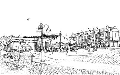Barry Island Number 1 Art Print