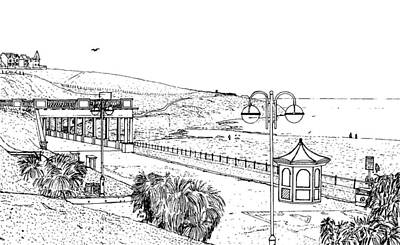 Barry Island Number 2 Art Print
