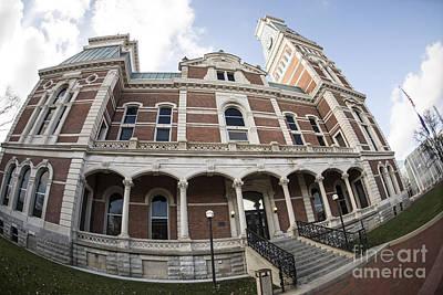 Photograph - Bartholomew County Building by David Bearden