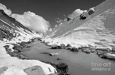 Photograph - Barun Khola Near Makalu Base Camp - Nepal by Craig Lovell