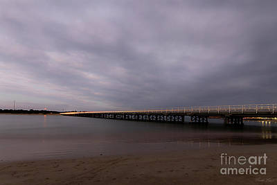 Photograph - Barwon Heads Bridge by Linda Lees