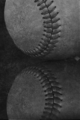 Photograph - Baseball 2 by Morgan Wright