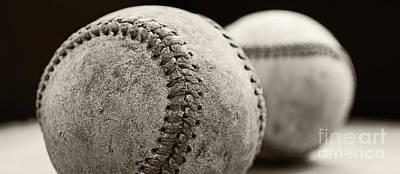 Photograph - Baseball Coffee Mug by Edward Fielding