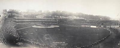 Baseball Game, 1904 Art Print by Granger